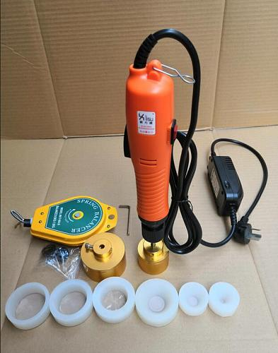 Bottle Large torque Capping Machine handheld Wearable electric sealing bottles and packaging equipment cap tightener 5-50mm