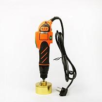 ZONESUN 110/220V Hand held bottle capping tool plastic bottle cap screw Bottle capping Machine