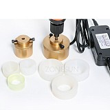 Large torque speed adjustable Capping Machine tightener screwing capper plastic bottle