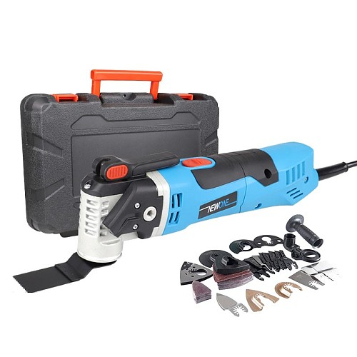 Multi-Function tool 350W quick release Oscillating tool electric Trimmer quick change tool Renovator with blades