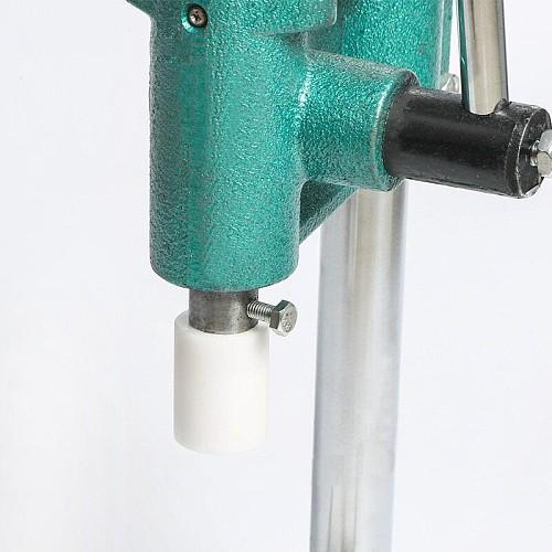 ZONESUN Perfume Glass Bottle Capping Machine Perfume Crimping Machine Perfume Collar Ring Pressing Machine