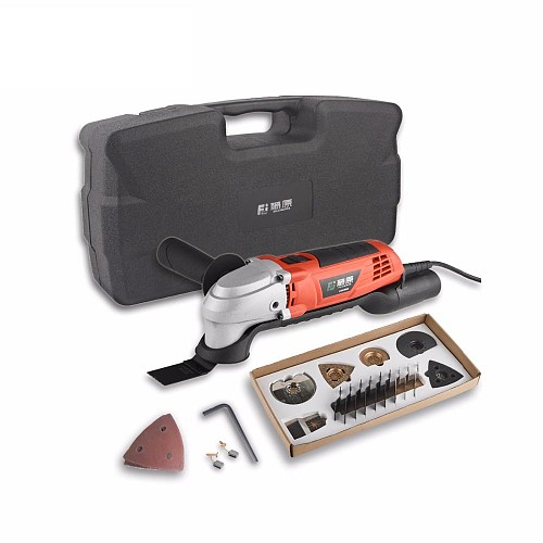 6-Speed Oscillating Multi-Tools 220V 50HZ Electric Multifunction Machine Trimmer Cutting Machine Electrical Shovel