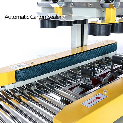 Automatic Carton Sealer Carton Sealing Machine Adhesive Tape Box Case Both Sides of the Conveyor Package Machine