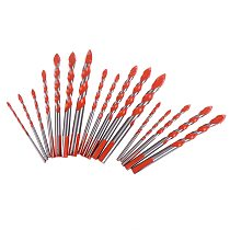 Multifunctional Ceramic Tile Wall Drill Bits Set Anti-skid Shank Alloy Bit Hole Opener For Tile Glass Brick Wall Wood