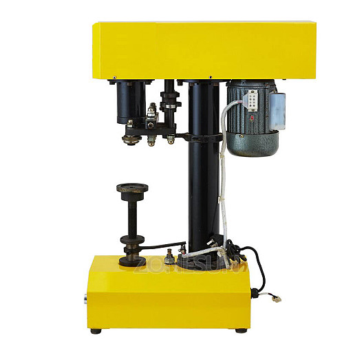 Seamer Tinplate cans plastic food cans sealing machine ring-pull can circular canned food beer Canning capping machine