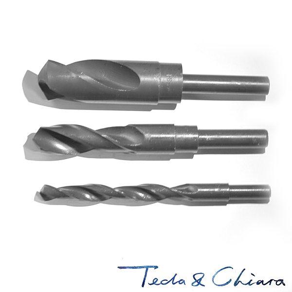 14.6mm 14.7mm 14.8mm 14.9mm 15mm HSS Reduced Straight Crank Twist Drill Bit Shank Dia 12.7mm 1/2 inch 14.6 14.7 14.8 14.9 15