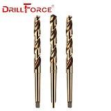 1PC 6mm-40mm HSS Cobalt Taper Shank Twist Drill Bit(6/7/8/9/10/11/12/13/14/15/16/17/18/19/20/21/22/23/24/25/26/27/28/29/30/40mm)