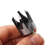 8PCS High Carbon Steel Drill Bit Set Cork Cutter Cork Drill Woodworking Bit Claw Tenon Bit