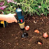 PRACMANU 8*30cm Earth Auger Hole Digger Tools Planting Machine Drill Bit Fence Borer Petrol Post Hole Digger Garden Tool