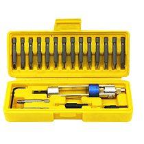 Drill Flip Drive Kit 20pcs Multi-function Drill Bit Set Quick Easy Operation DAG-ship