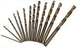 6.1/6.2/6.3/6.4/6.5/6.6/6.7/6.8/6.9/7.0mm Cobalt stainless steel straight shank twist drill Metal iron aluminum alloy drill