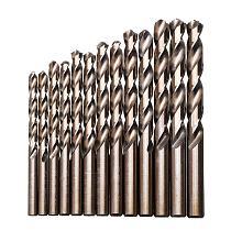 M42 HSS Twist Drill Bit Set 3 Edge Head 8% High Cobalt Drill Bit for Stainless Steel Wood Metal Drilling