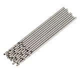 10Pcs Micro HSS Twist Drilling Auger Bit Set for Electrical Drill Tools Kit Spiral Torque Drill  BV789