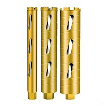 Diamond Dry Drill Bits Cut Hole For Water Wet Drilling Concrete Perforator Core Drill Water Drilling Machine Hole Cutter brocas