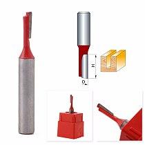 1/4  Shank 1/8  Blade Straight Carbide Single Flute Tipped Router Bit Cutter Hot