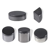 25pcs High Quality PDC Cutter Inserts 13*08 For Well Drill