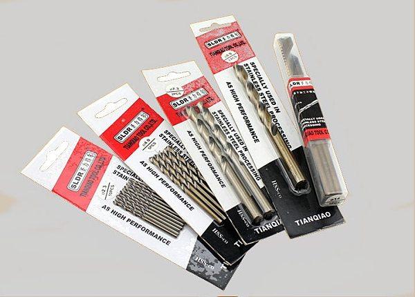 10PCS 0.3mm-3.0mm HSS-CO M42 Drill Bits Cobalt high speed steel twist Drill Stainless Steel (0.5/1.0mm/1.5mm/2.0mm/2.5mm/2.8mm)