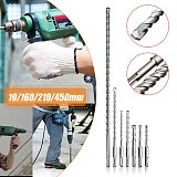SDS MASONRY Drill Bit Tungsten Carbite Tip Desinged For Concrete /Brick Tipped Concrete Drilling Set Power Tool Accessories