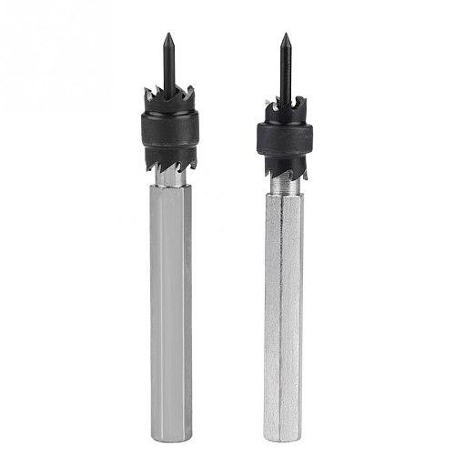 Rotary Spot Weld  Drill Cutter Remover Carbide Bit 9.5mm 8mm High Speed Steel
