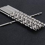 Diameter 160mm Extra Long Straight Shank Drill Bits 1MM 5MM HSS Twist Drill Bit Set for Electric Drills