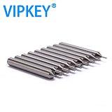 vertical key machine guide pins locksmith tool 1.0 1.5 2.0 2.2 2.5 2.7 3.0 3.2 4.0 5.0 80 90 100 drill bit for milling machine
