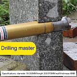 Upgraded MX Opener Drill Bit Wall Perforator Hole Diamond Dry Drill Bit Hole Hammer Drill Hood Air Conditioning Concrete Drill