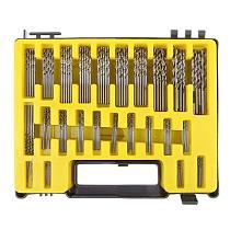 150pcs HSS Micro Bit  Mini Small Precision Hss Power Drill Bit Craft Hole Maker + Case Twist Drill Set Kit