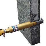 MX Diamond Dry Drill Bit Hole Hammer Drill Hood  Air Conditioning Concrete Wall Perforator drilling Hole opener Drill bit