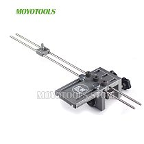 New extension 600mm 3 In 1 Woodworking Drill locator wood Dowelling Jig for Furniture Fast Connecting kit