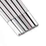 6Pcs Drill Bit Set Spade Bits 1/4  Hex Shank Flat Wood Bits Carpenter Working Accessories 10 12 16 18 20 25mm High Speed Steel