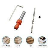 HSS countersink drill bit Drill Bit Screw Tap Deburr Countersinking for Woodworking Screws Chamfering Tool for wood and plastic