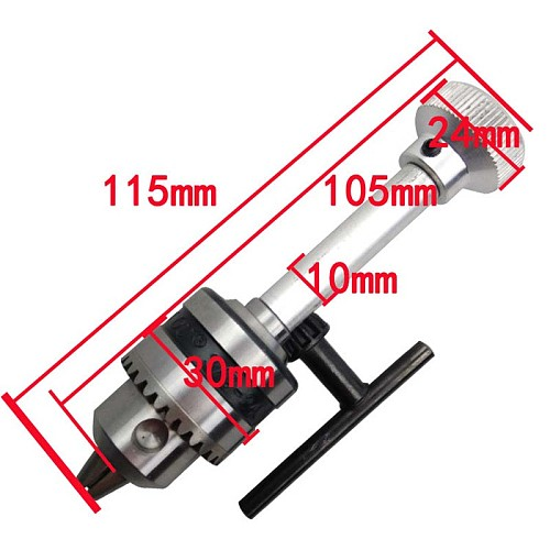 Hand Twist Drill Bit Jeweler Sliding Drilling Wood Olive Walnut Plastic Hole Punch Reamer Mini Handle Drill Universal Hand Drill