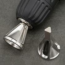 Deburring External Chamfer Bit Screw Remove Burr Quickly Repair Damaged Bolts