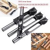8/10/12/14/15/16/18/19/20/25/30/35/40mm Tenon Dowel And Plug Drill 13mm Shank Tenon Maker Tapered Woodworking Cutter