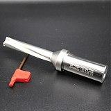 C25 5D WC SP SD14 mm 15mm 16mm 17mm 18mm 19mm 20mm Indexable Insert Drills Bits Fast Drilling Shallow Hole U Drill Tool Metal