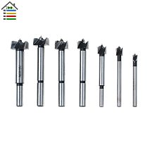 7pc 6-25mm Forstner Bit Auger Drill Bits Set Wooden Cutter Core Spade Drilling Wood Hole Saw Woodworking Tool for Hinge Window