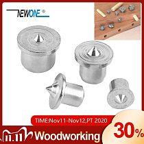 4pcs Dowel Pins Center Point Set  Wood 6mm 8mm 10mm 12mm Dowel Tenon Center Set Dowel Centre Point Woodworking Wood Drill Bit