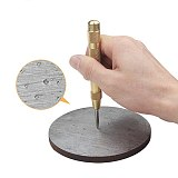 5 Inch Automatic Center Pin Punch Spring Loaded Marking Starting Holes Tool Wood Press Dent  Woodwork Tool Drill Bit