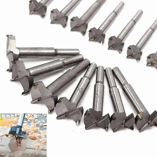 8cm Wood  Drilling Drill Bit Professional Forstner Woodworking Core Drill Bits Hole Saw Cutter 10-50mm сверла