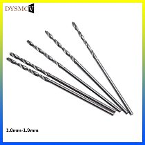 10pcs 1mm 1.1mm 1.2mm 1.3mm 1.4mm 1.5mm 1.6mm 1.7mm 1.8mm 1.9mmMicro carbide drill bit little rotary tool