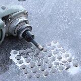 free shipping Versery 1PC M14 thread Dry Vacuum Brazed Diamond Drilling Core Bit Ceramic Tile Hole Saw Granite marble drill bits