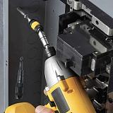 New Magnetic Screw Drill Tip Adjustable Change Pivot Screwdriver Bit Holder with Locking Pivot and Quick Swivel Hex Bit Holder