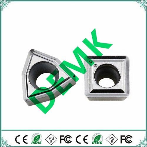 For Aluminum alloy SPMG 050204 060204 07T308 SPMG090408 WCMX030208 040208 WCMT050308 WCMT06T308 U drill insert fast drill insert