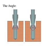 M3-12 90/180 Degree HSS-6542 Twist Step Drill Bit Two Stage Conutersunk Drill Sub-Step Drill