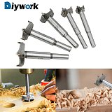 Drilling Pilot Holes Drill Bit Wood Drilling 15/20/25/30/35MM Hinge Boring Woodworking Hole Saw Cutter  Woodworking Hole Opener