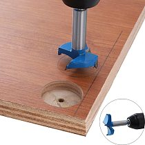 Concealed Hinge Bit Drilling Drill Power Tool DIY Woodworking Hole Opener