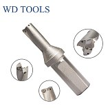 CNC drills ZD02 14mm -50mm Drill Type For Wcmt  Insert U Drilling Shallow Hole,indexable insert drills
