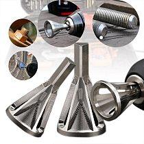 1pcs Deburring External Chamfer Tool Metal Remove Burr Tools for Chuck Drill Bit Tool