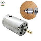 Micro Motor Drill Chucks Clamping 0.3-4mm JT0 Taper Mounted Drill Chuck With Key for 2.3 3.17 4 5 6 8mm Motor Shaft Sleeve