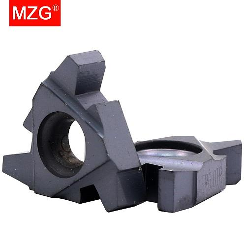 MZG DIN103 22ER4.0TR 22ER5.0TR ZM856 CNC External Stainless Steel Threading Toolholders Indexable Carbide Screw Thread Inserts